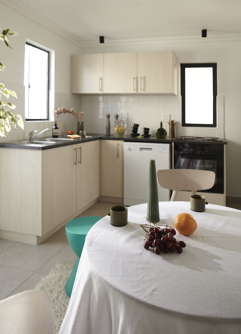 eHome kitchen, double storey