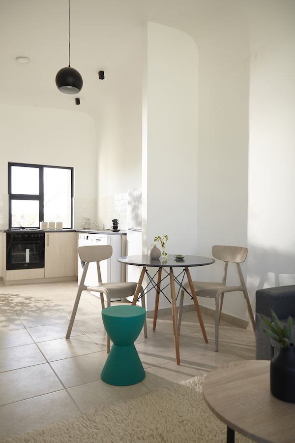 eHomes, single storey, kitchen, citra construction, sustainable construction cape town