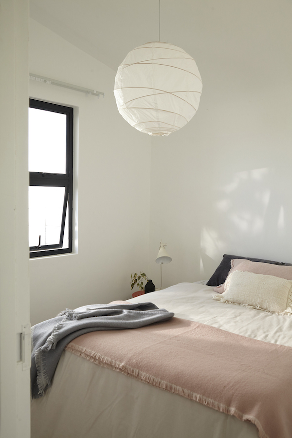 eHomes, single storey, master bedroom, citra construction, sustainable construction cape town